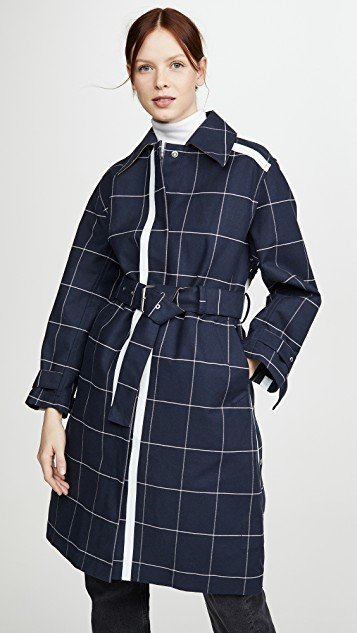 Window Pane Trench with Side Slit