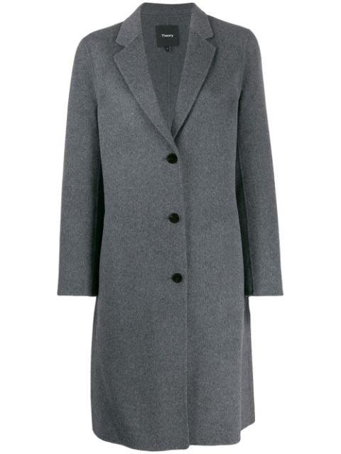 Theory Robe Coat - Farfetch