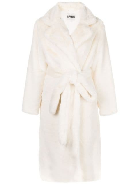 Apparis Mona Robe Coat - Farfetch