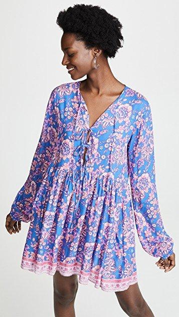 Dahlia Swing Dress