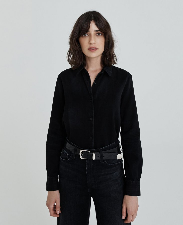 The Cade in Black Beyond at AG Jeans Official Store