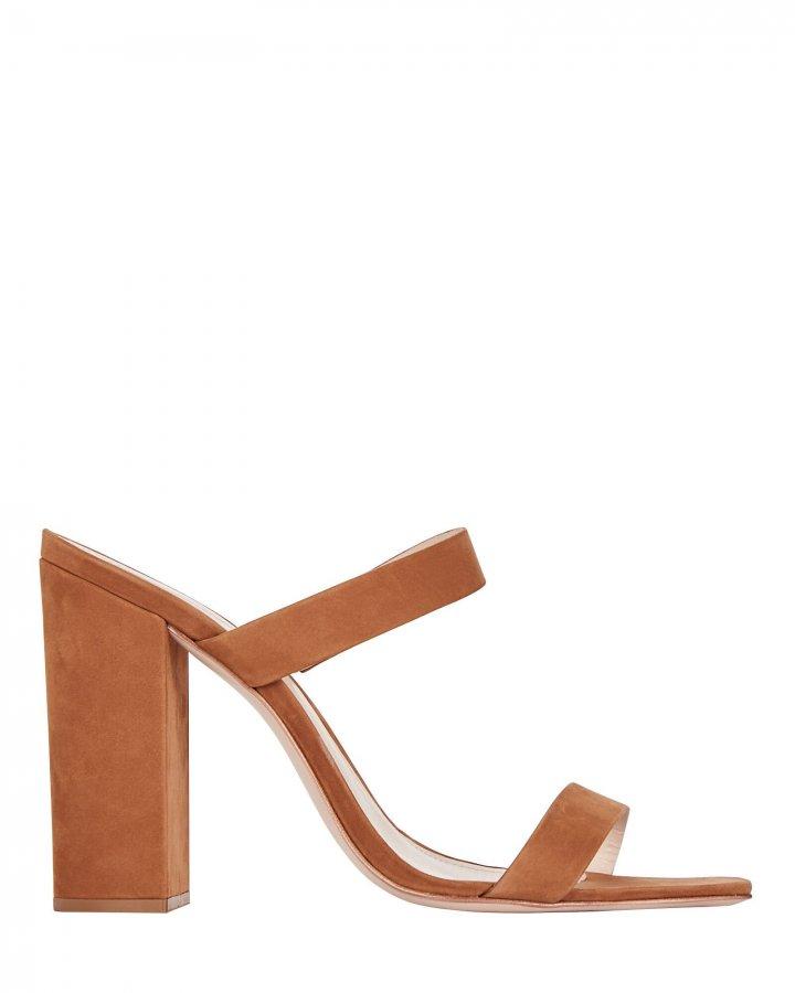 Maribel Suede Sandals