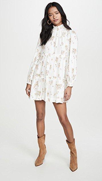 Petit Fours Mini Dress