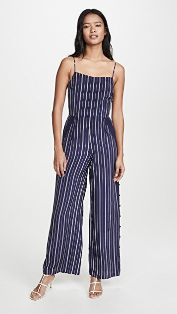 Finley Button Leg Jumpsuit
