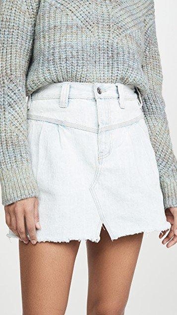 Side Car Miniskirt