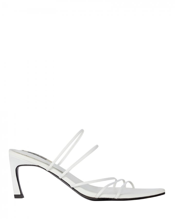 Five String Pointed Toe Sandals