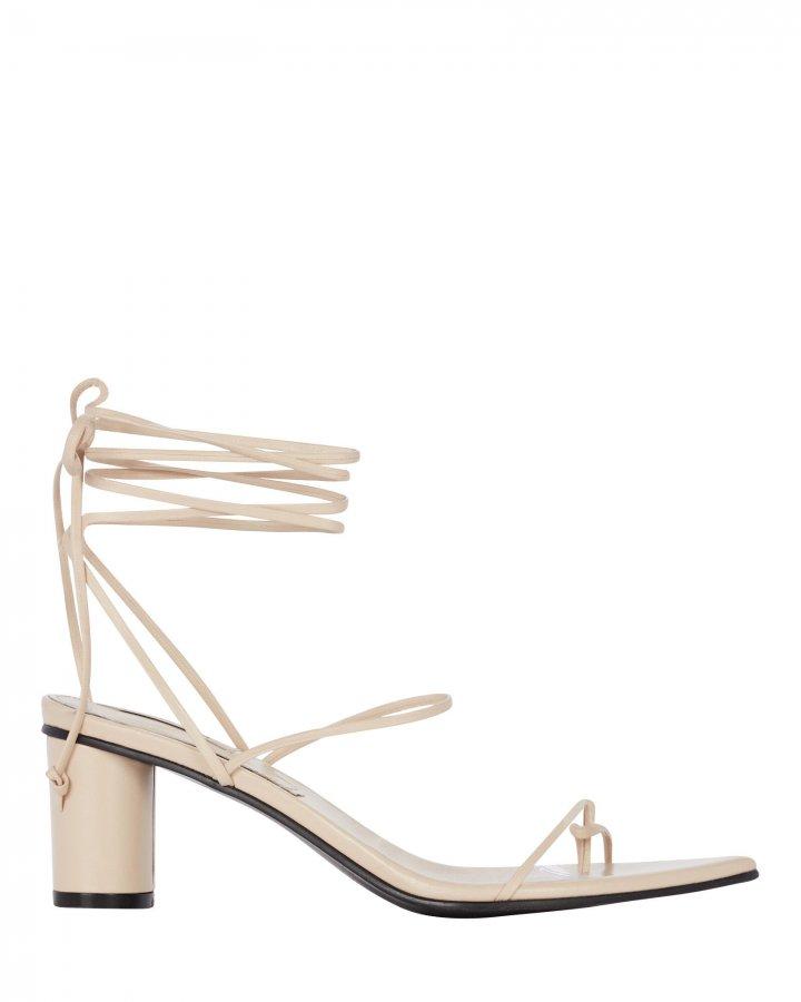 Odd Pair Strappy Sandals