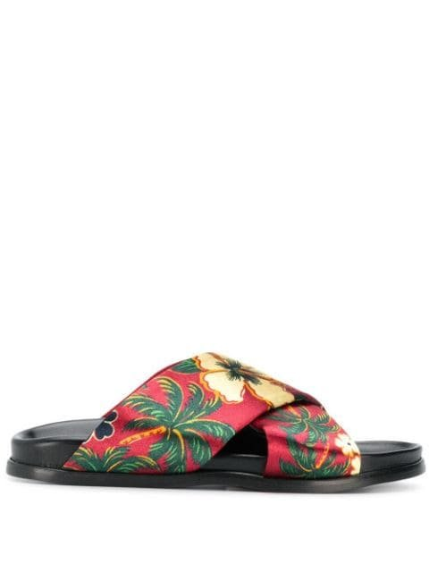 Avec Modération Hawalo Sandals - Farfetch