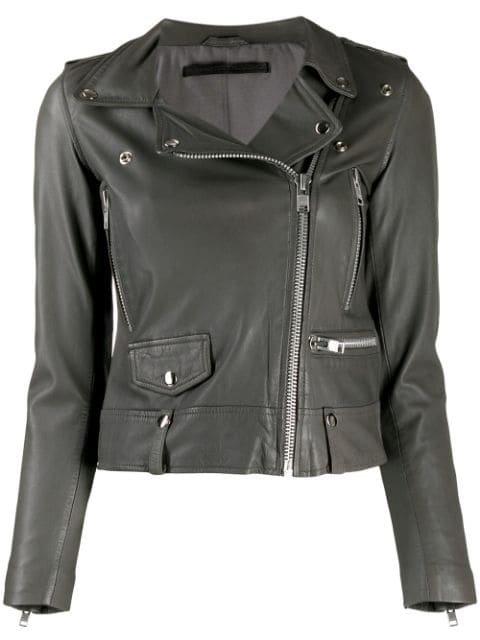 Munderingskompagniet Moto Jacket - Farfetch