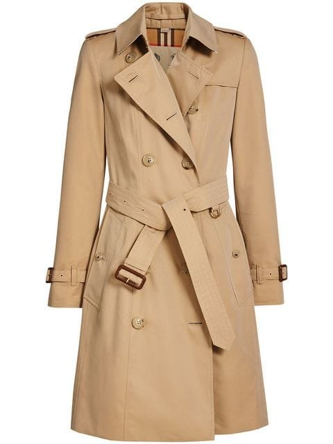 Burberry The Chelsea Heritage Trench Coat - Farfetch
