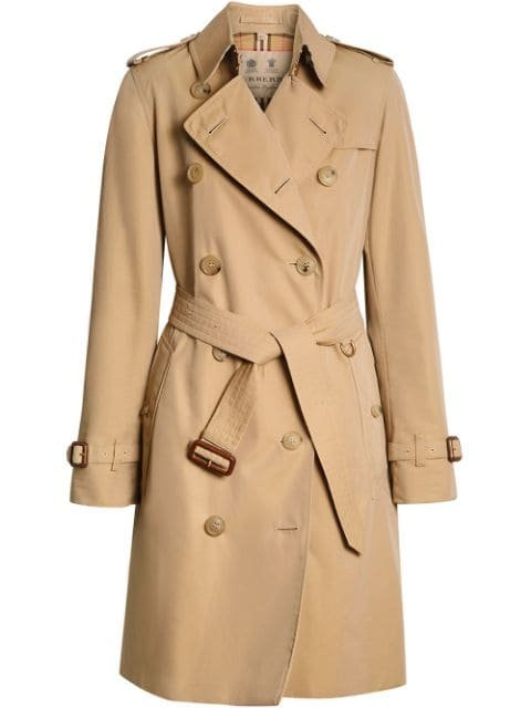 Burberry The Kensington Heritage Trench Coat - Farfetch