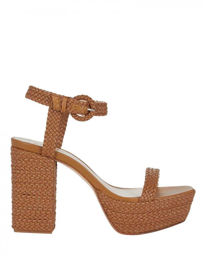 Sabella Braided Platform Sandals
