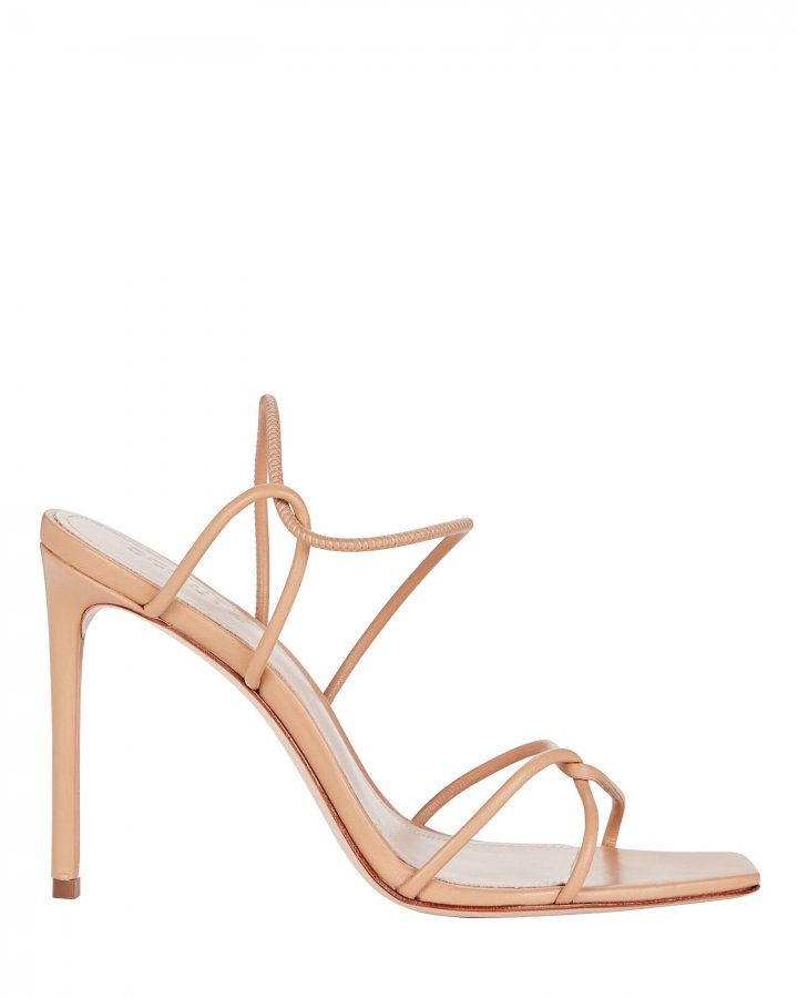Gabiele Strappy Leather Sandals