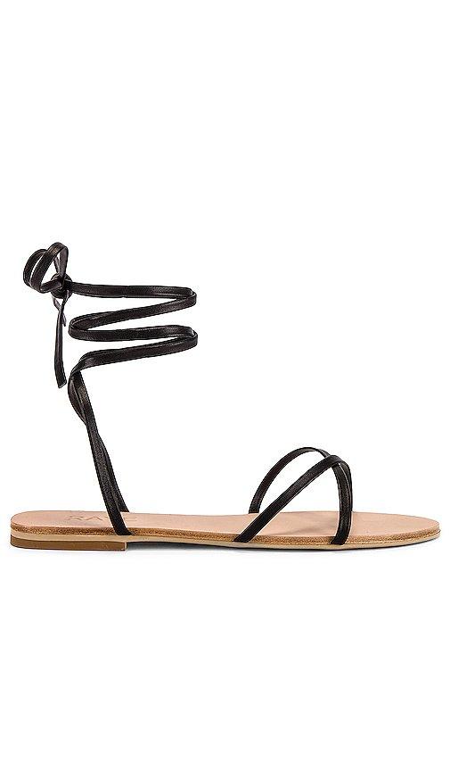 Noir Sandal