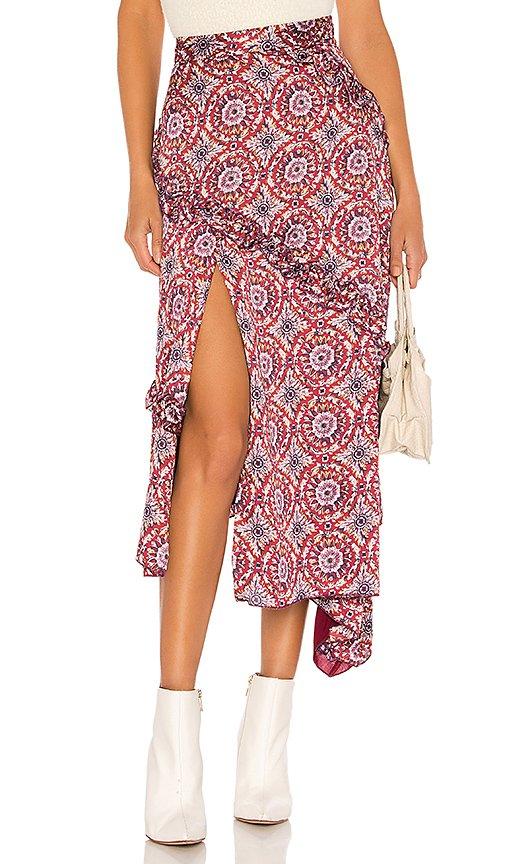 Tallulah Midi Skirt