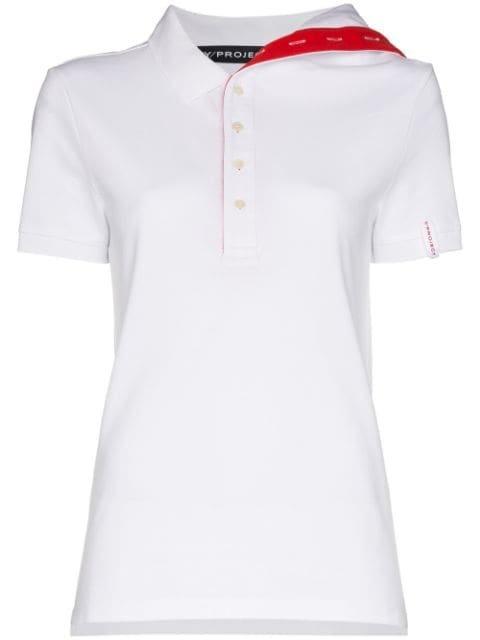 Y/Project Asymmetric Collar Fitted Shirt - Farfetch