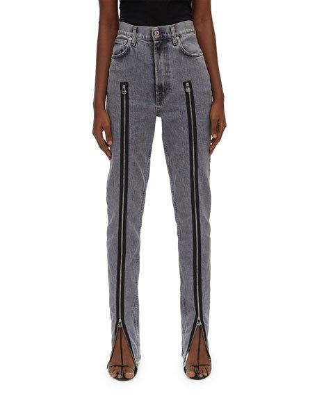 Femme Hi Spikes Jeans