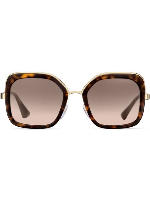 Prada Eyewear Cinéma square-frame Sunglasses - Farfetch