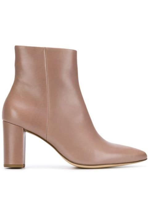 Hogl Pointed Ankle Boots - Farfetch