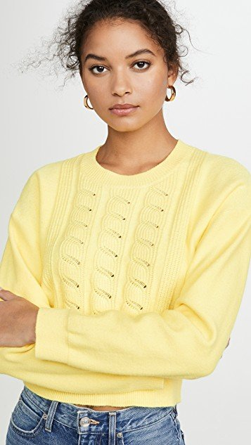 Jack By BB Dakota Waist The Day Sweater