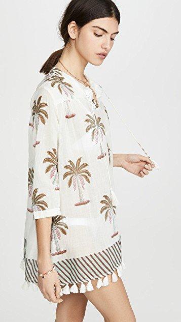 Morjim Palm Venezia Dress