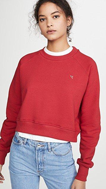 Croppy Pullover