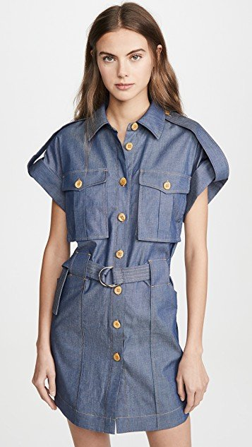 Delton Shirtdress