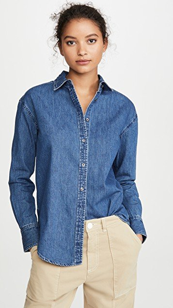 Big Boy Denim Shirt
