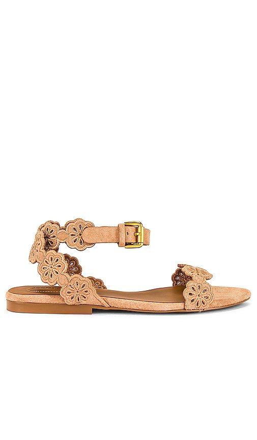 Kristy Ankle Strap Sandal