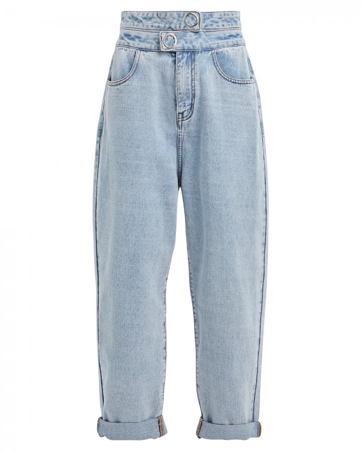 On My Mind Cropped Jeans
