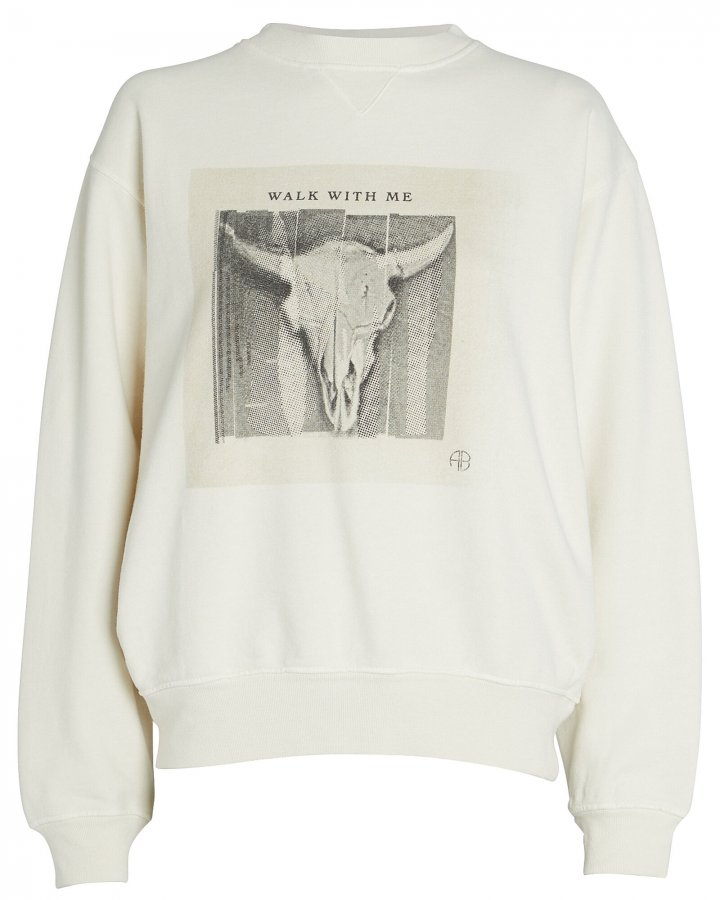 Ramona Walk With Me Sweatshirt