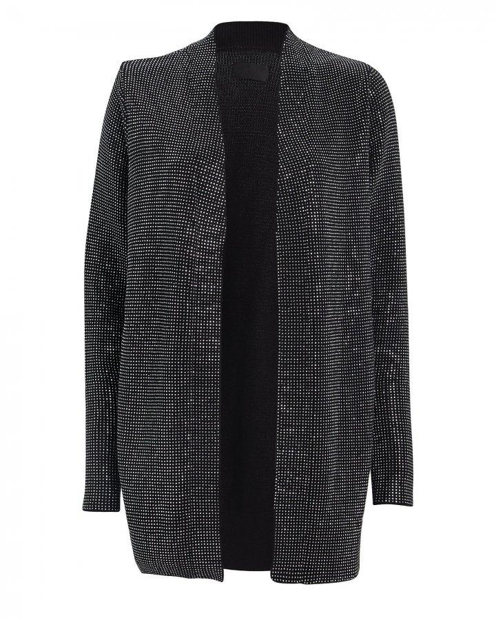 Serge Studded Cotton Cardigan