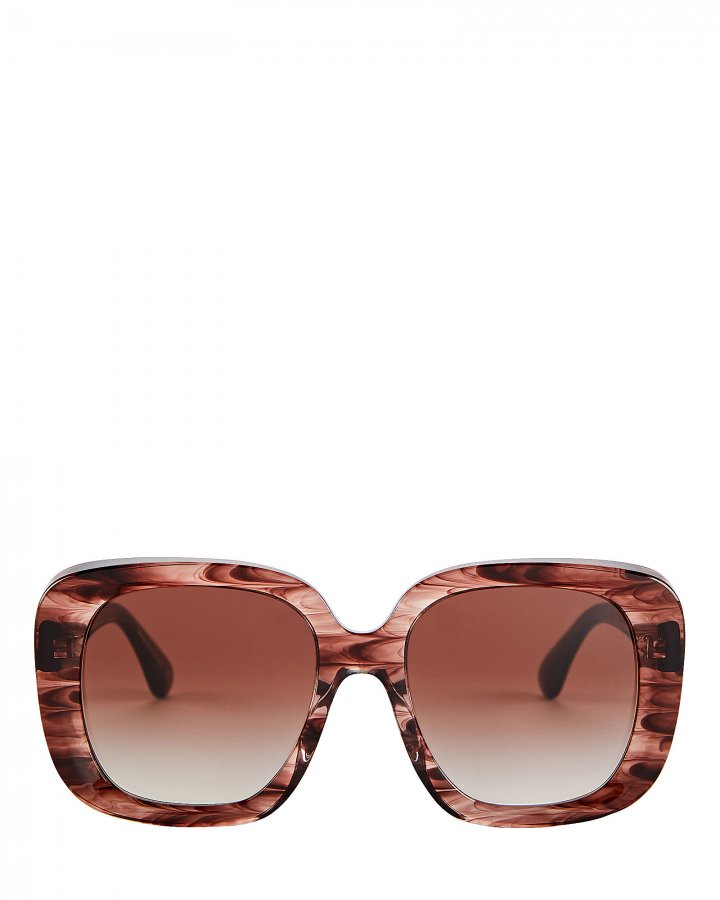 Nella Oversized Square Sunglasses