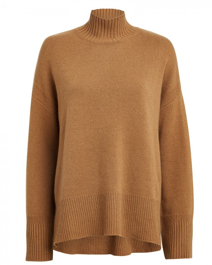High Low Cashmere Sweater