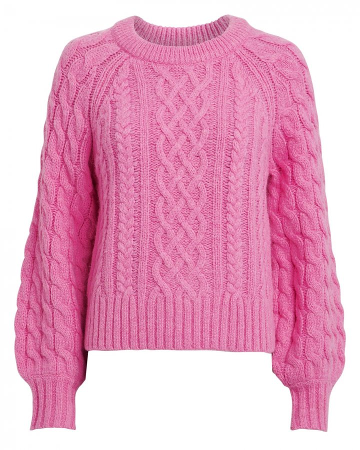 Mick Cable Knit Sweater