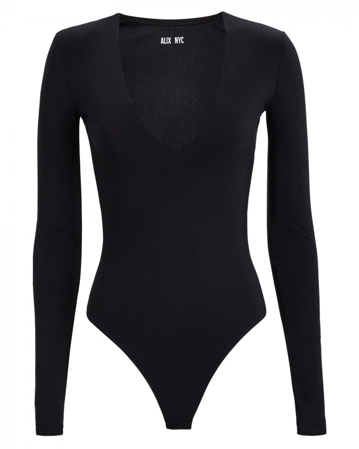 Irving V-Neck Bodysuit