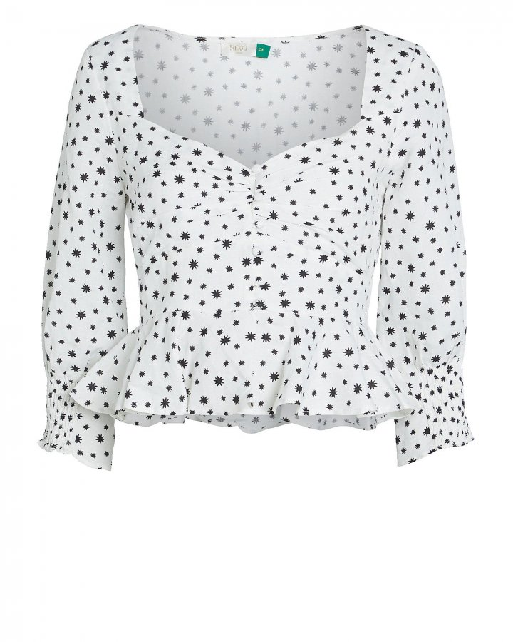 Sameera Mini Star Top