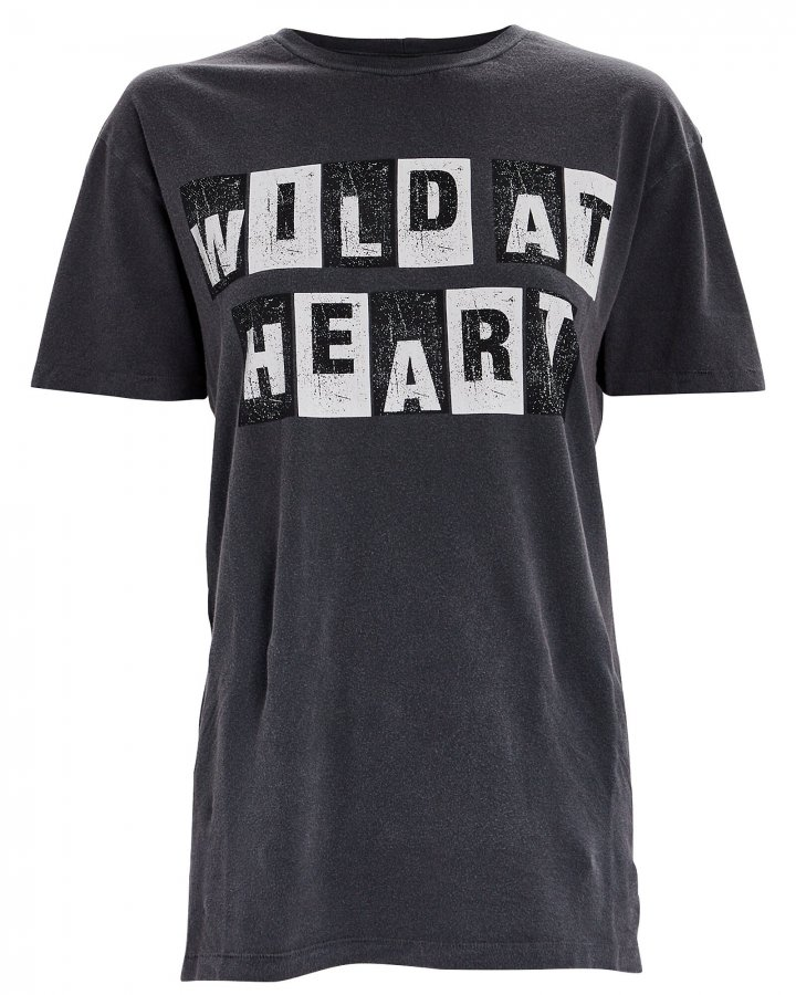 Wild at Heart Cotton T-Shirt