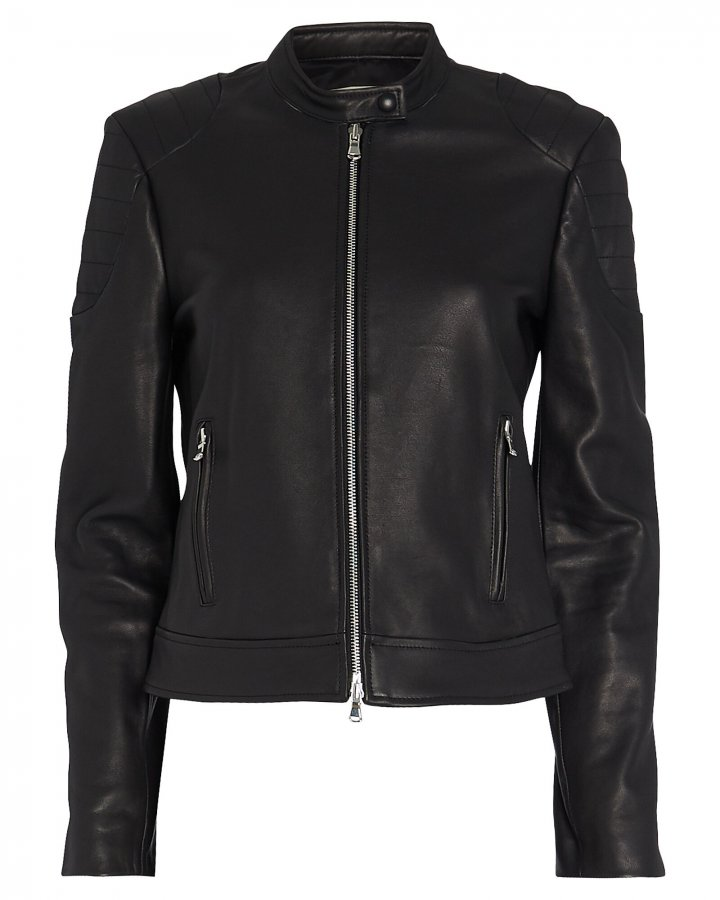 Bristol Leather Moto Jacket