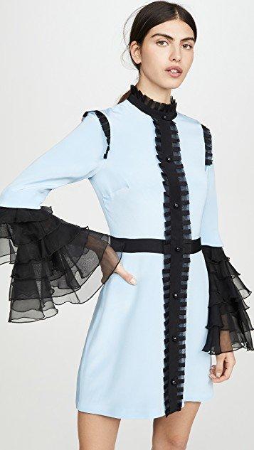 Sincerity Blue Dress