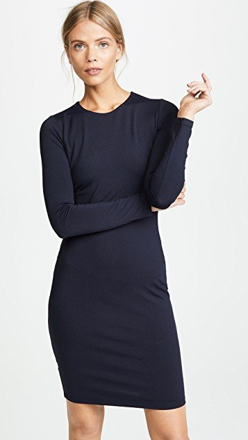 Emma Long Sleeve Dress