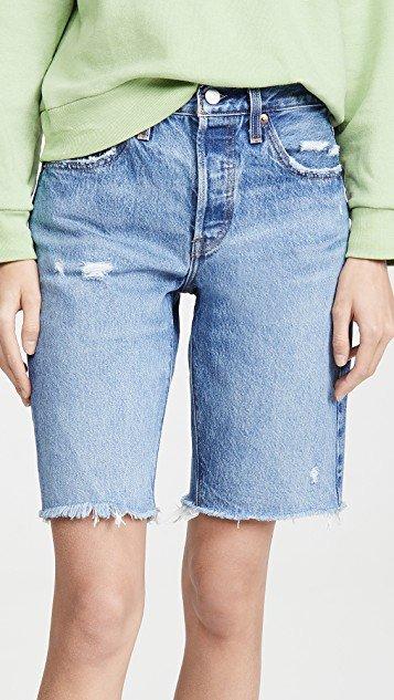 501 Knee Length Shorts