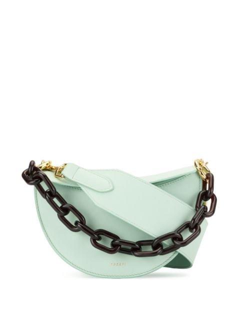 Yuzefi Doris Half Moon Shoulder Bag - Farfetch