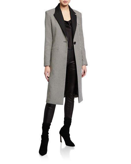 Sienna Long Blazer Coat