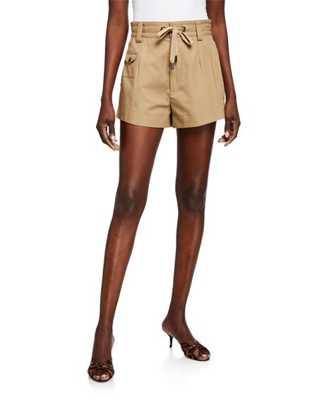 Cotton Safari Shorts