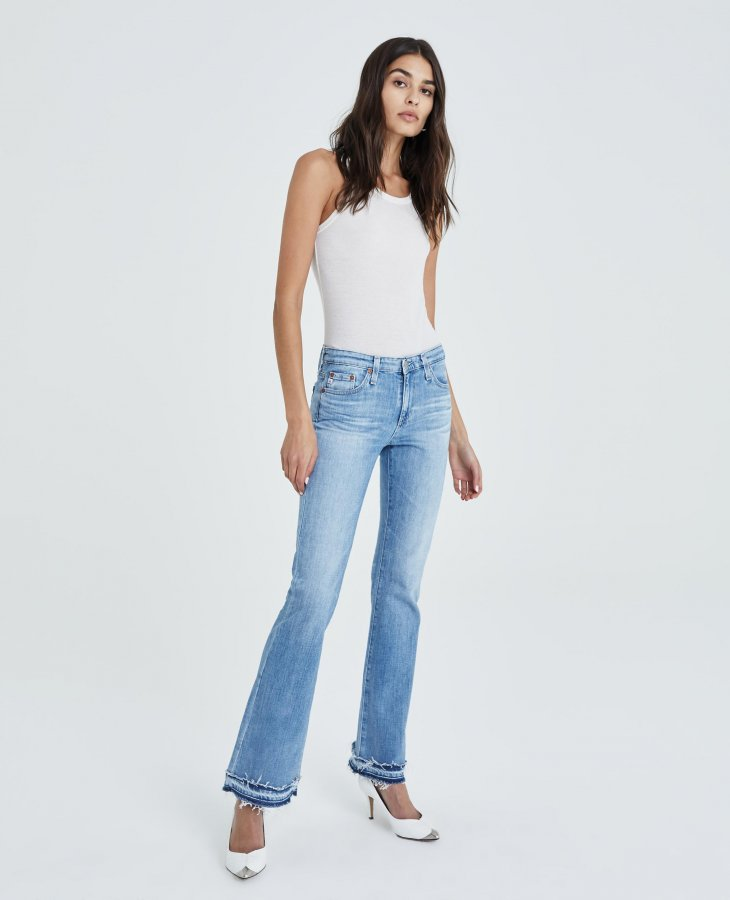 The Angel in 22 Years Blue Solstice at AG Jeans Official Store