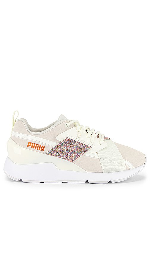 Muse X-2 Shimmer Sneaker