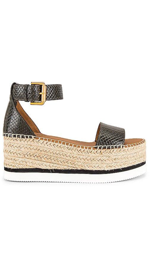 Glyn Flatform Sandal