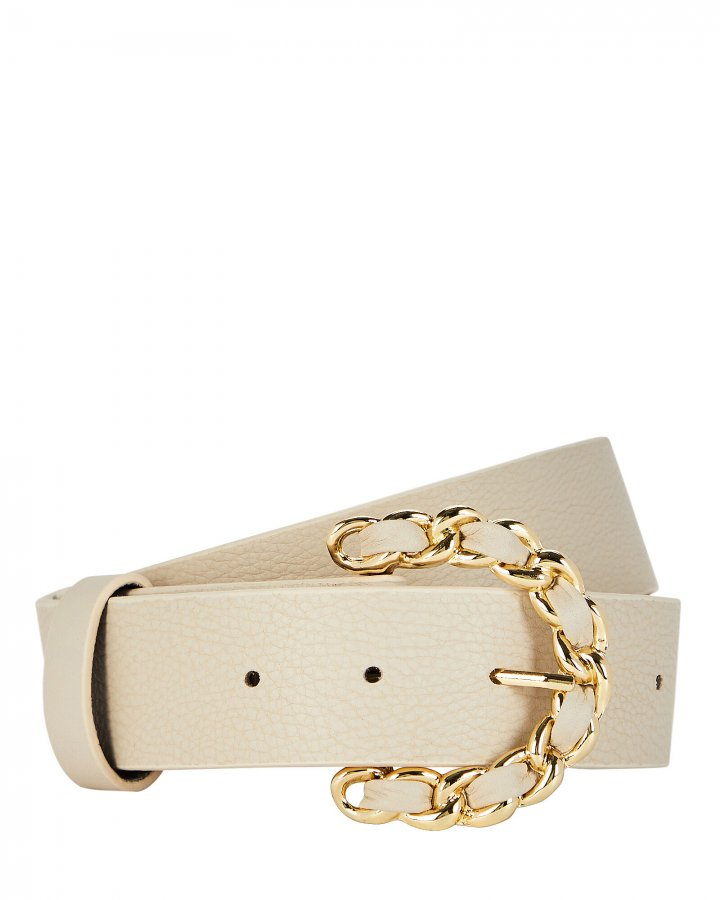 Anabella Braided Buckle Belt