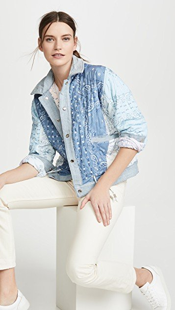 Reversible Summer Breeze Jacket